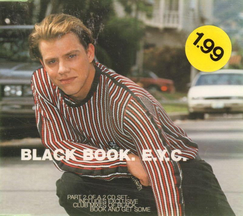 Black Book-CD Single