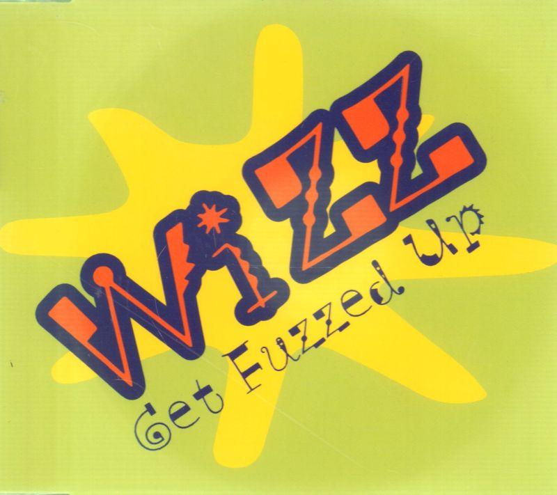 Get Fuzzed Up-CD Single