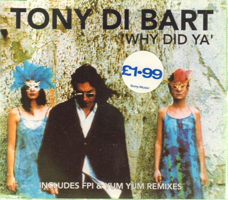 Why Did Ya-CD Single