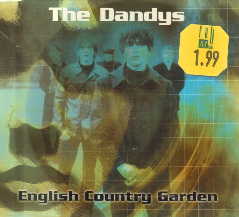 English Country Garden CD1-CD Single