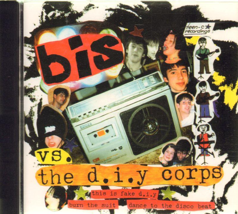 Bis Versus The Diy Corps-CD Single