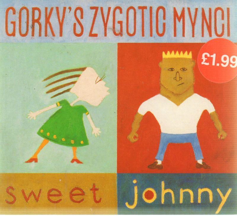 Sweet Johnny-CD Single