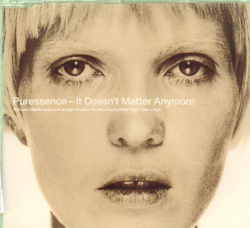 It Doesn't Matter Anymore-CD Single