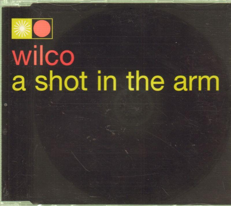 A Shot In The Arm-CD Single