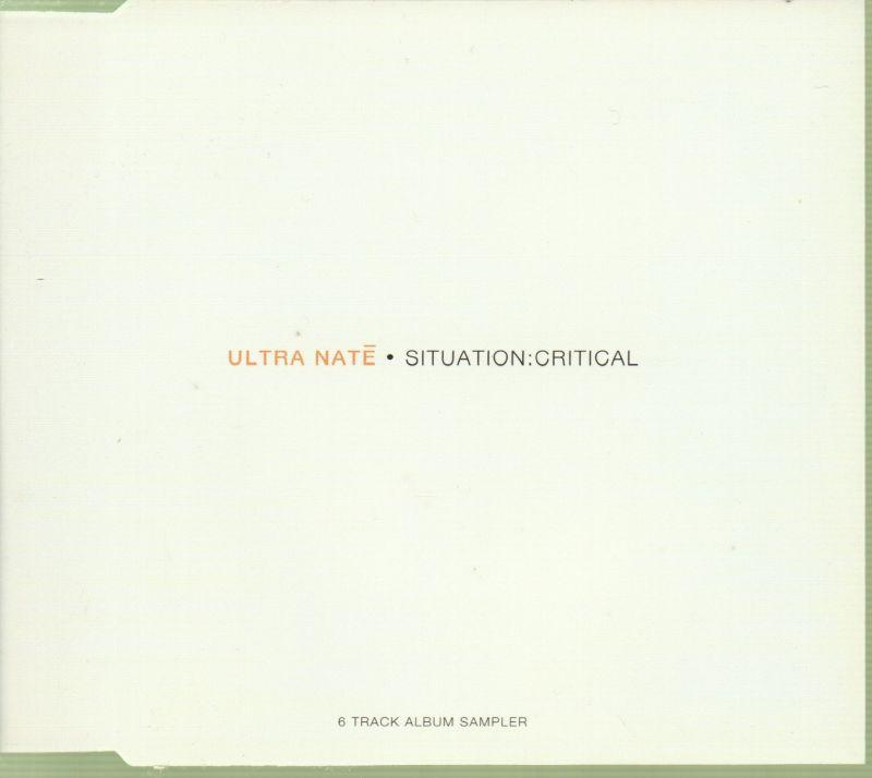Situation Critical-CD Single