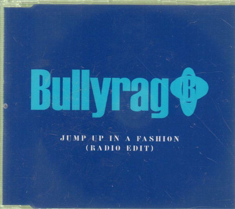 Jump Up In A Fashion-CD Single