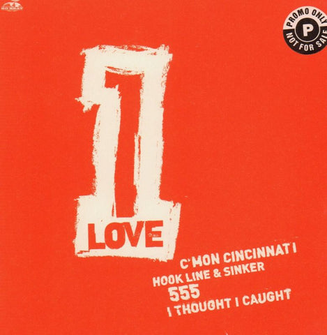 1 Love-CD Single