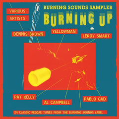 Burning Up - Burning Sounds Sampler-Burning Sounds-CD Album