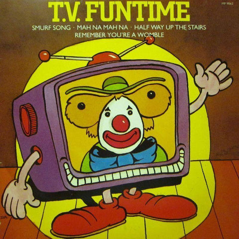 "Mr Pickwick-T.V Funtimes-Pickwick-7"" Vinyl P/S"