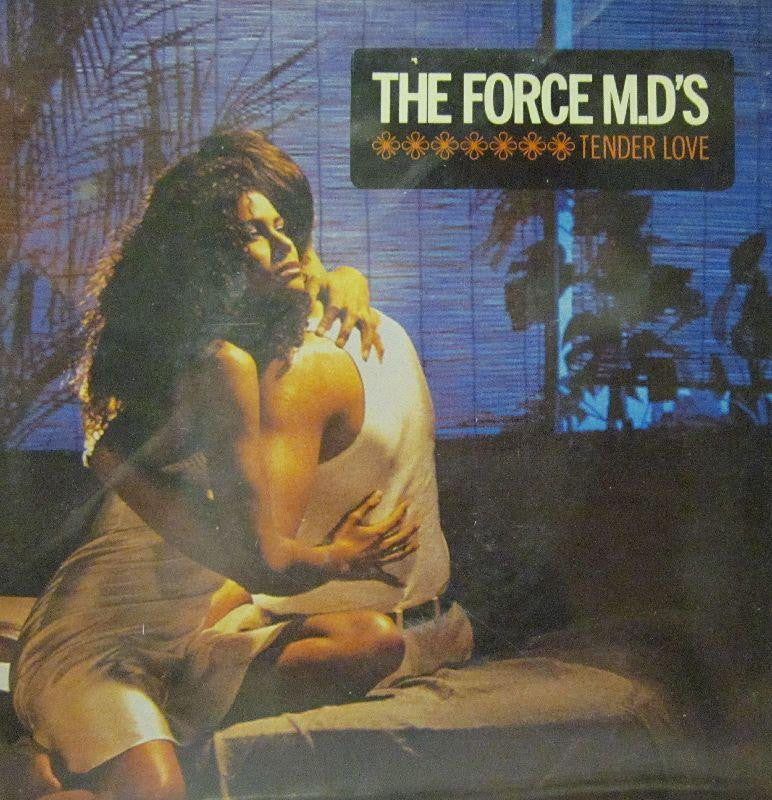 "Force Md's-Tender Love-Tommy Boy Music-7"" Vinyl"