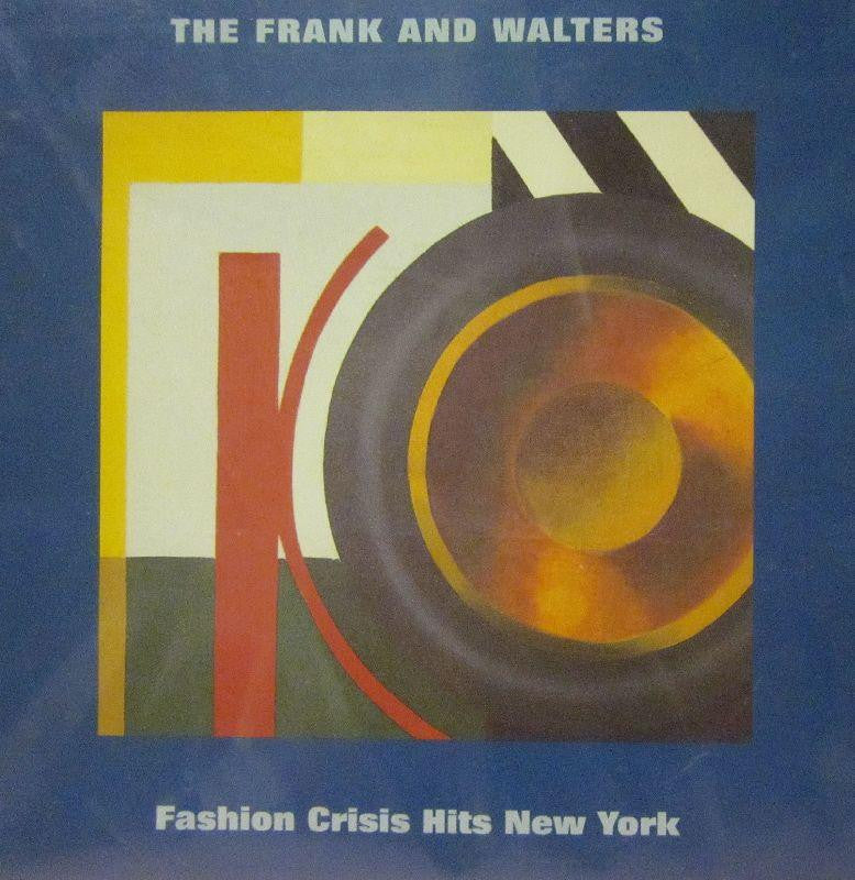 "The Frank & Walters-Fashion Crisis Hits New York-Setanta-7"" Vinyl Gatefold"