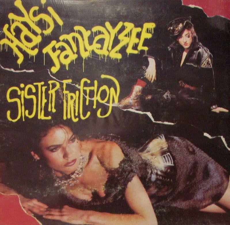 "Haysi Fantayzee-Sister Friction-Regard Records-7"" Vinyl"