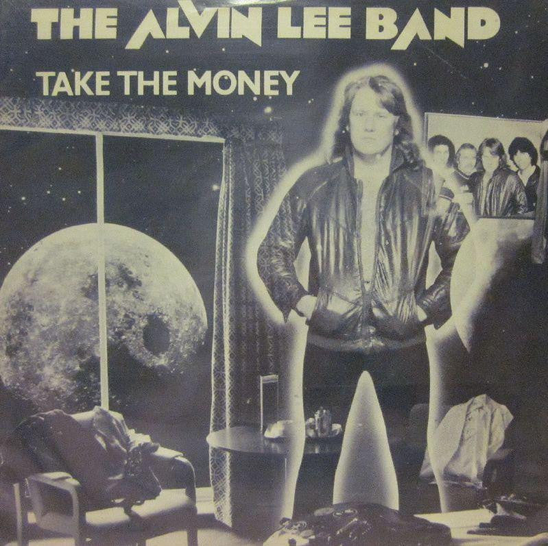 "The Alvin Lee Band-Take The Money-Avatar-7"" Vinyl"