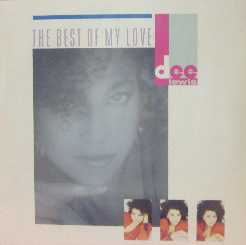 "Dee Lewis-The Best Of My Love-Mercury-7"" Vinyl"