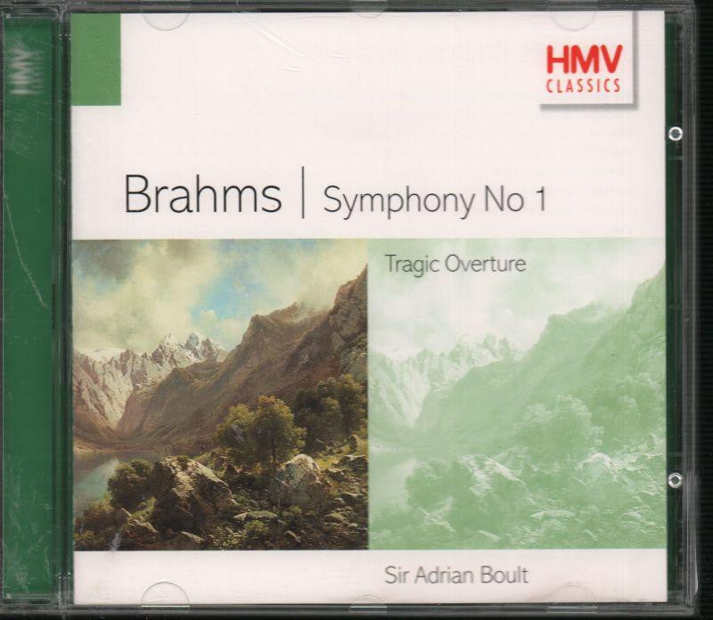 Brahms-Symphony No.1-CD Album