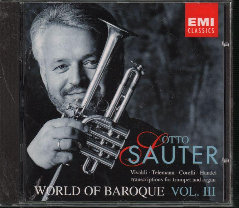Various Composers-World Of Baroque Vol. Iii (Sauter, Timm)-CD Album