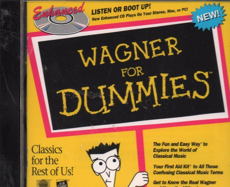 Wagner-Wagner For Dummies-CD Album