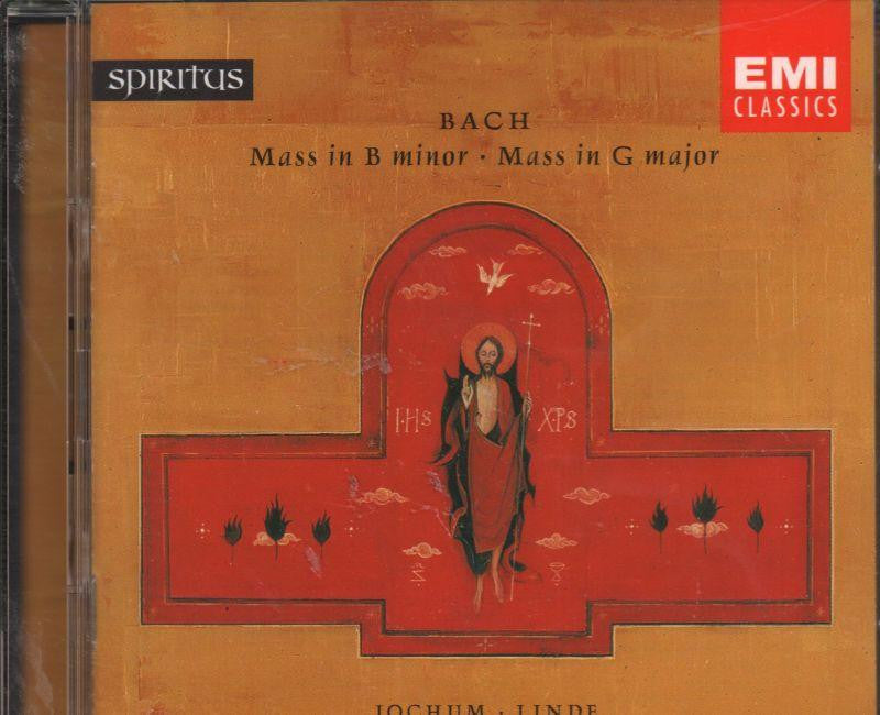 Jochum-Mass In B Minor-CD Album
