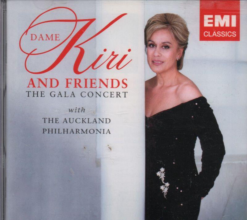 Kiri Te Kanawa-The Gala Concert-CD Album