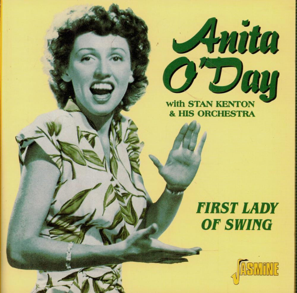 Anita O'Day-First Lady Of Swing-CD Album