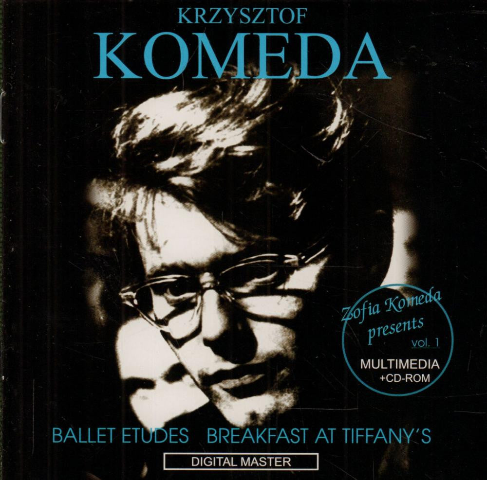 Komeda-Ballet Etudes Breakfast At Tiffany's-CD Album
