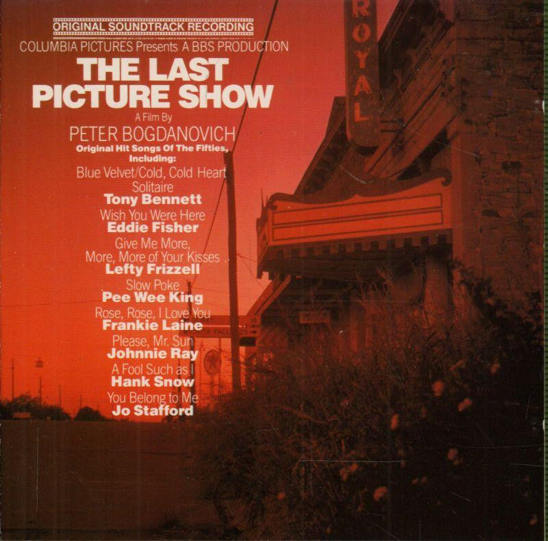 John and Ross Harding-The Last Picture Show-CD Album