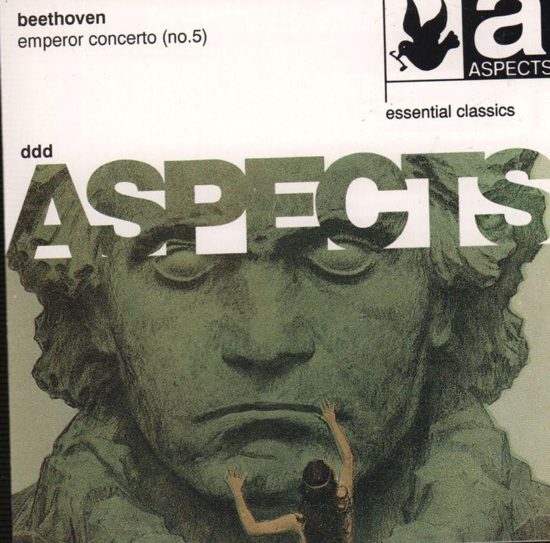 Beethoven-Emperor Concerto No. 5-Aspects-CD Album