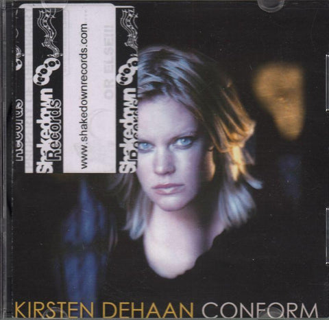 Kirsten Dehaan-Conform-CD Album
