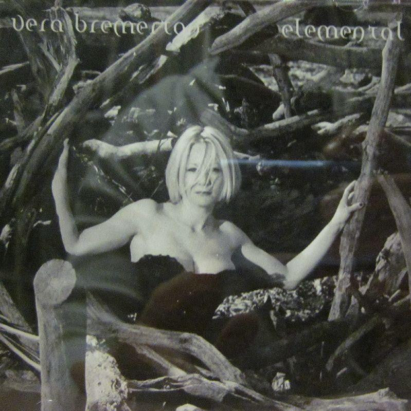 Vera Bremerton-Elemental-Planck Music-CD Album