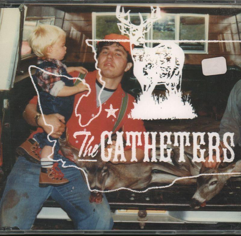 The Catheters-3000 Ways/ Nothing-CD Single