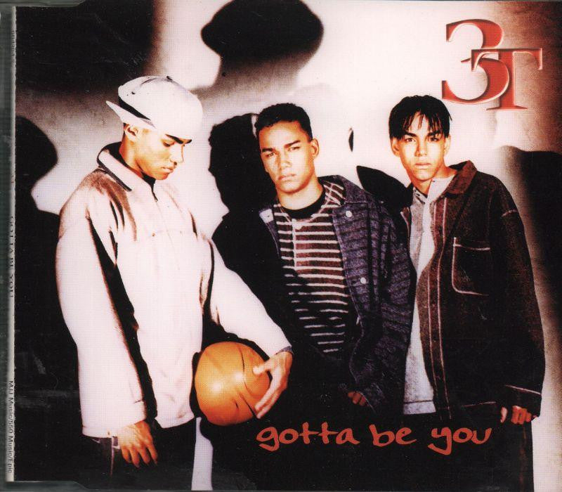 3T-Gotta Be You-CD Single