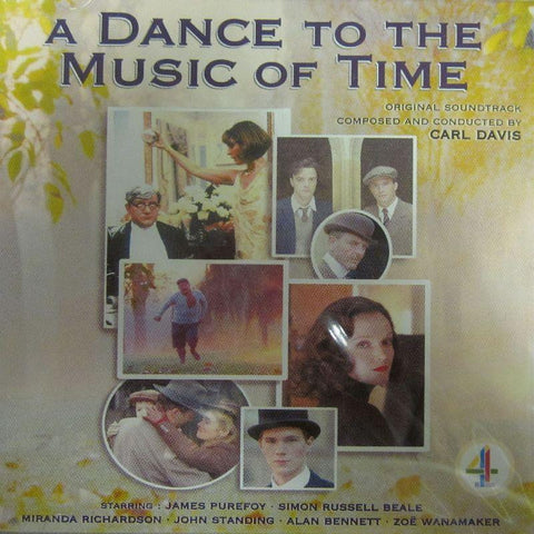 Carl Davis-A Dance To The Music Of Time-MCI-CD Album