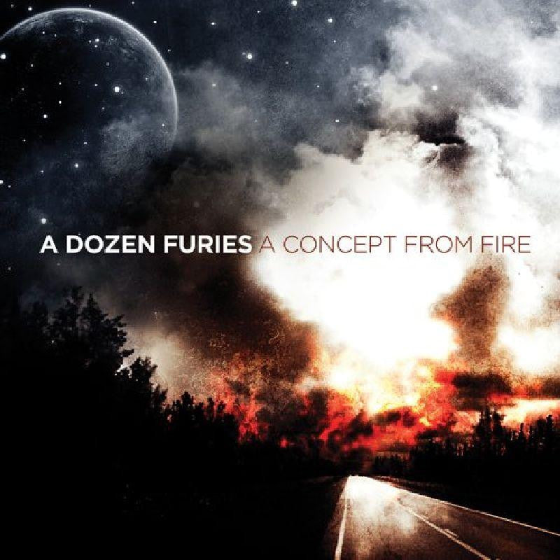A Dozen Furies-A Concept From Fire-Sanctuary-CD Album