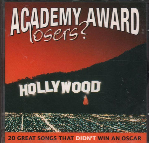 Various Easy Listening-Academy Award Losersw-CD Album
