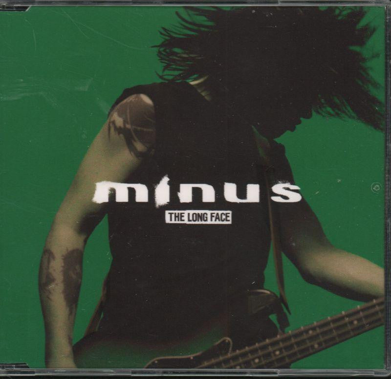 Minus-Long Face-CD Single