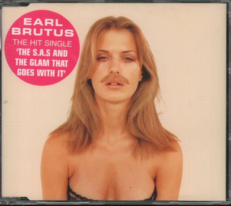Earl Brutus-Sas & The Glam That Goes With.-CD Single