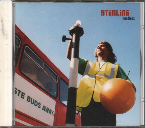 Sterling-Headless-CD Single