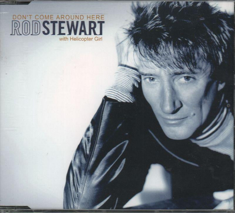 Rod Stewart-Dont Come Around Here-CD Single