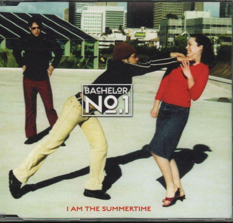 Bachelor No.1-I Am The Summertime-CD Single