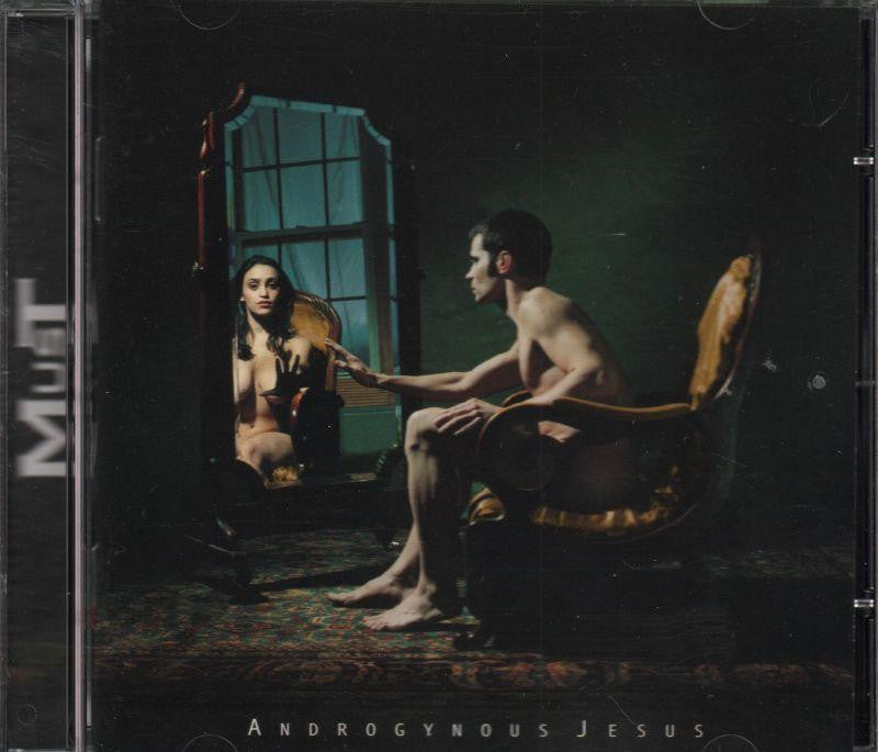 Must-Androgynous Jesus-CD Album