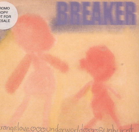 Breaker-Strange Love-CD Single