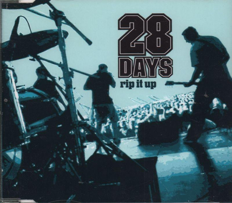 28 Days-Rip It Up/ Kool-CD Single