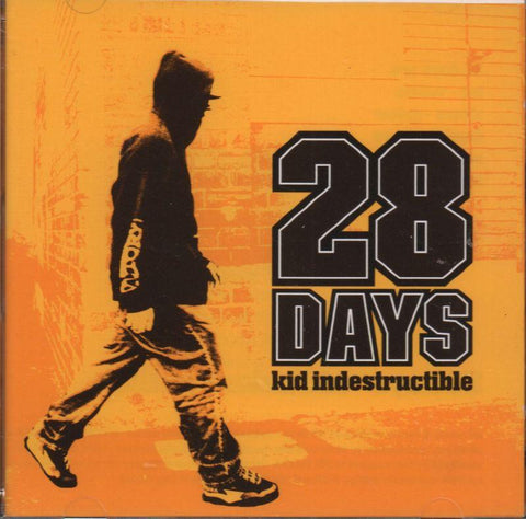 28 Days-Kid Indestructible-CD Single