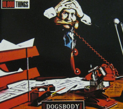 10,000 Things-Dogsbody-Polydor-CD Single