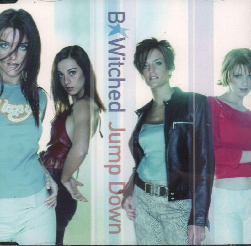 B*Witched-Jump Down-CD Single