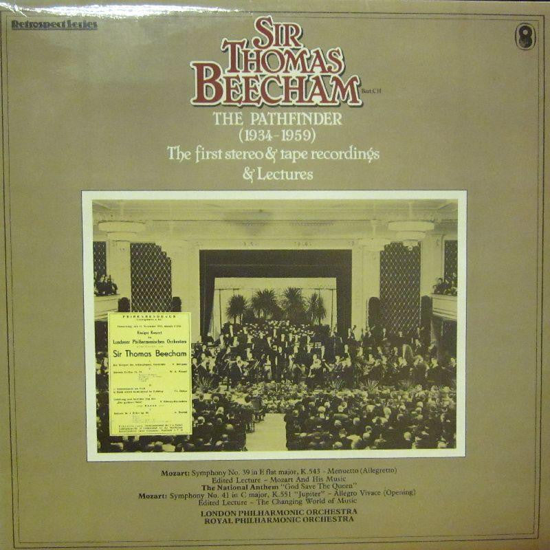 Sir Thomas Beecham-The Pathfinder-World Record Club-Vinyl LP