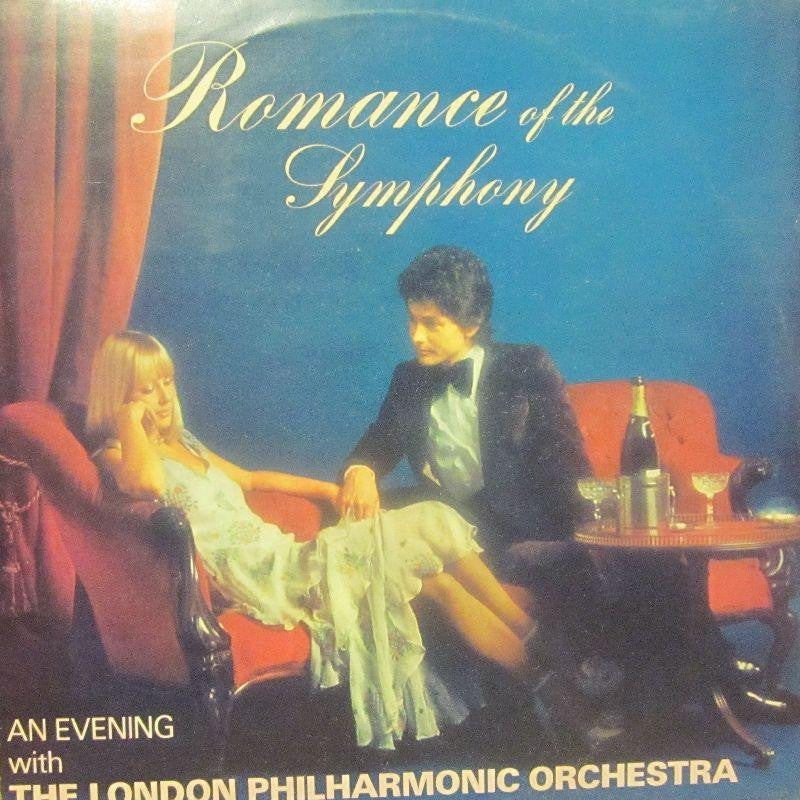 The London Philharmonic Orchestra-Romance Of The Symphony-Stereo Gold Award-Vinyl LP