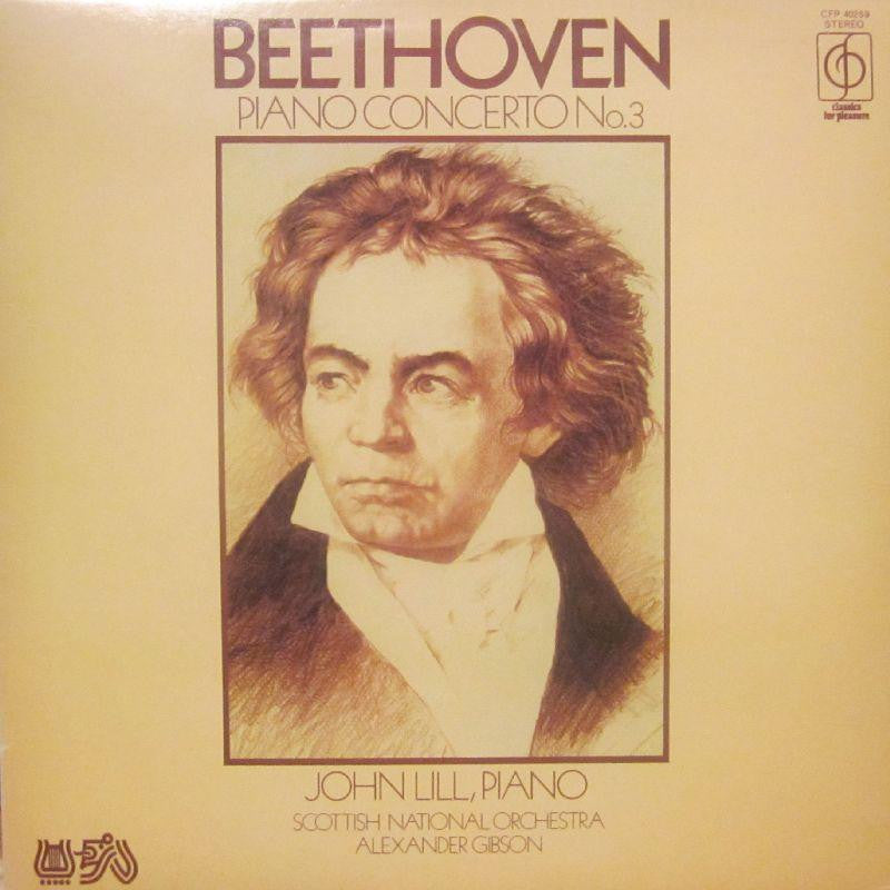 Beethoven-Piano Concerto No.3-Classics For Pleasure-Vinyl LP