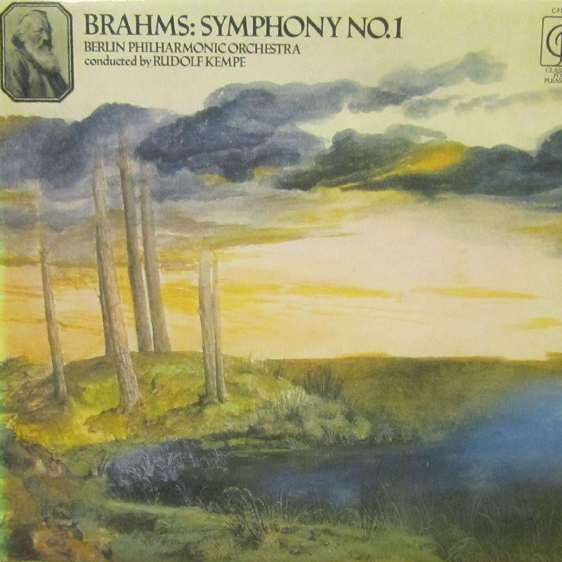 Brahms-Symphony No.1-Classics For Pleasure-Vinyl LP