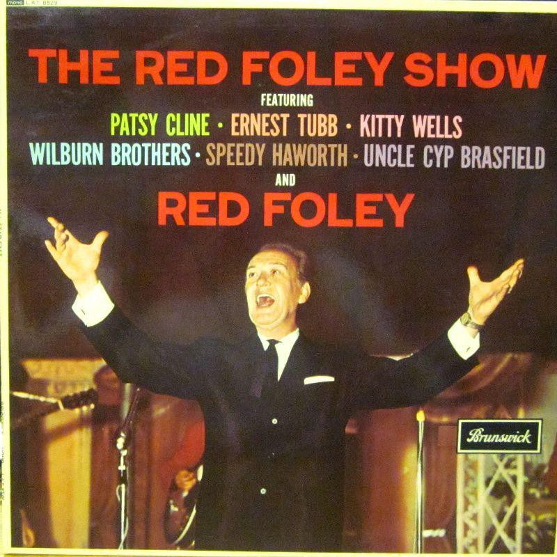 Red Foley-The Red Foley Show-Brunswick-Vinyl LP